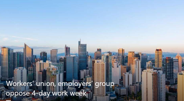 WorkersOppose 4-dayWork