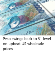 peso swing back